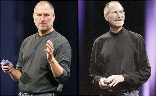 Steve Jobs Weight