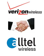 Verizon buys Alltel
