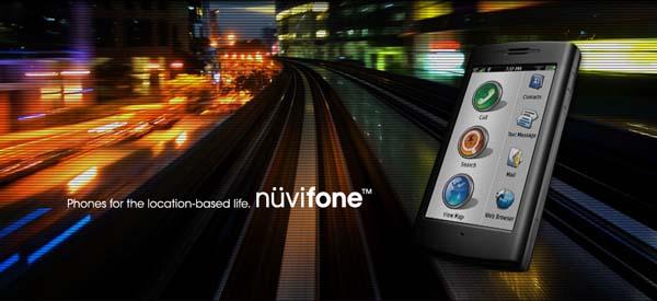Garmin-Asus nuviphone