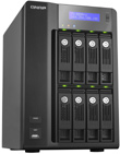 QNAP Brings 8-Bay TS-809 Pro NAS To Enterprises