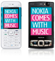 Nokia Comes With Music Goes On World Tour