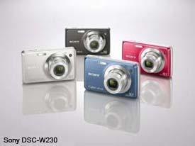 DSC-W230