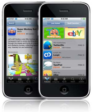 iPhone Application Store