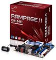 Asus Debuts mATX ROG Rampage II GENE Motherboard