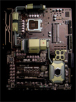 Asus Showcases Marine Cool Concept Motherboard