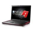 MSI Announces GT725 Gaming Notebook