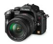 Panasonic Launches Lumix DMC-GH1 with HD Video