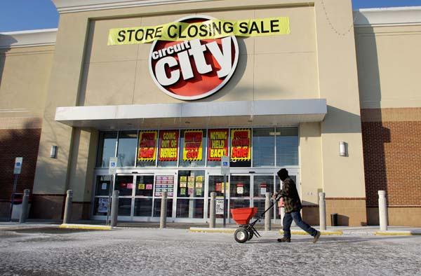 Circuit City To Close Early