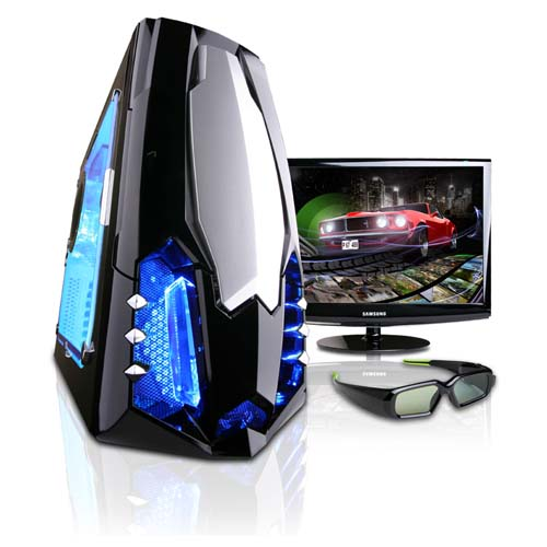 CyberPower Gamer Xtreme 3D 1000