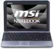 MSI's U110 ECO Wind Netbook Goes 9 Hours Strong