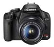 Canon's First Rebel with HD Video: The Rebel T1i