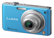 Panasonic Expands Lumix FS Line