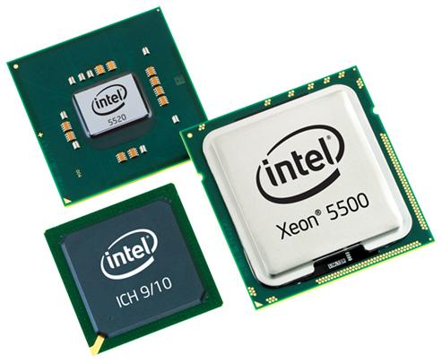 Processors-Intel