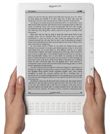 "Amazon Debuts $489 9.7"" Kindle DX E-Reader"