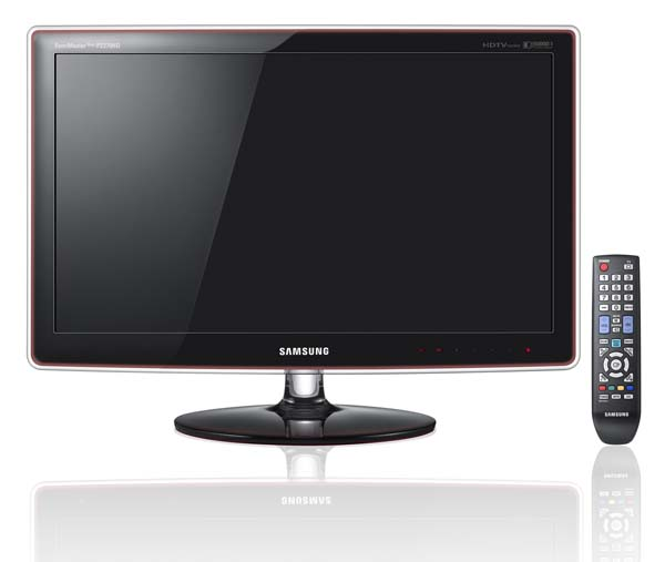 samsung adds slim touch of color lcd monitors hothardware Samsung ManualsOnline Samsung User Manual Guide