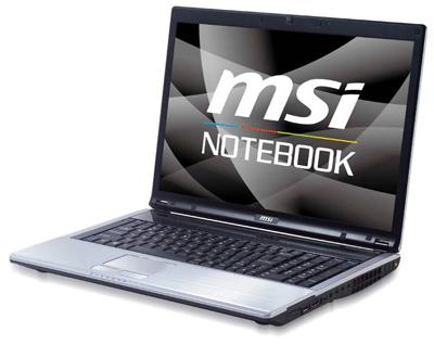MSI GT729 Notebook LAN Drivers Windows XP