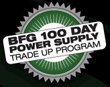 BFG Technologies Introduces PSU Trade Up Program
